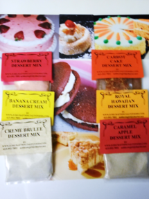 Gourmet Cake Mixes Wholesale